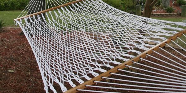 The best classic rope hammock