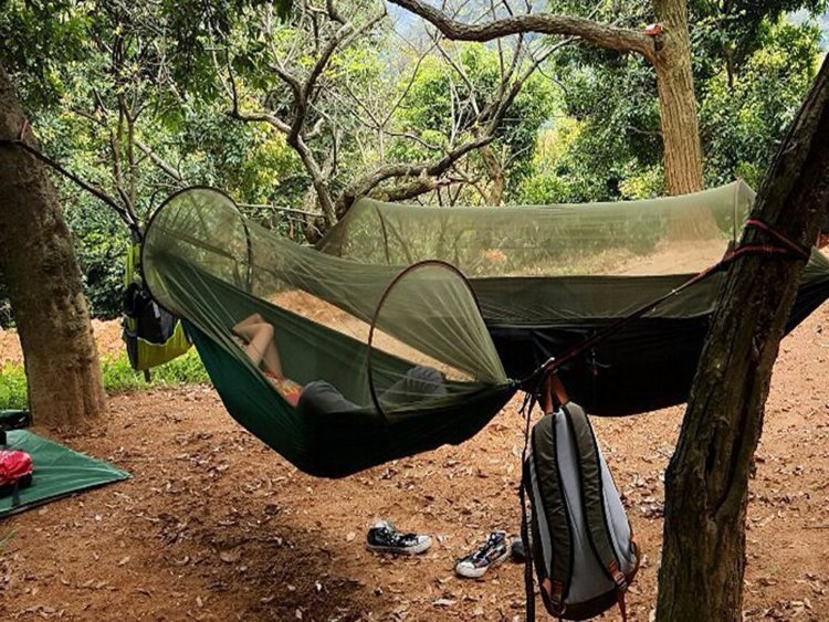 The best hammock for insect protection