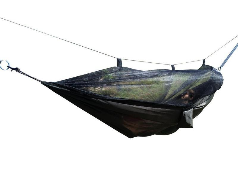 Hammock Universe mosquito net hammock duo product.